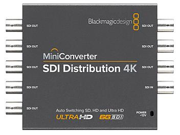 Blackmagic SDI 4K 1x8 Distribution Mini Converter