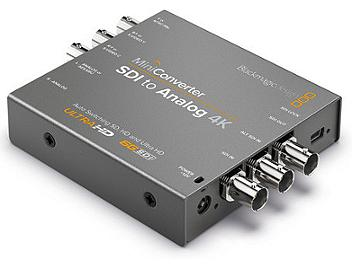 Blackmagic SDI to Analog 4K Mini Converter