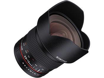 Samyang 10mm F2.8 ED AS NCS CS Lens - Samsung NX Mount