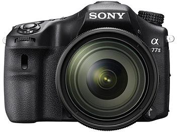 Sony Alpha SLT-A77 II Digital SLR Camera Kit with Sony 16-50mm Lens