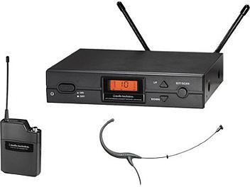 Audio-Technica ATW-2194a Wireless Headworn Microphone System