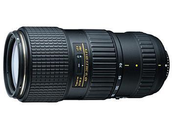 Tokina 70-200mm F4 PRO FX VCM-S AT-X Lens - Nikon Mount