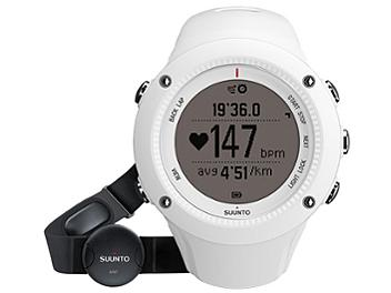 Suunto SS020658000 Ambit2 R Watch - White HR