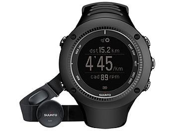 Suunto SS020655000 Ambit2 R Watch - Black HR