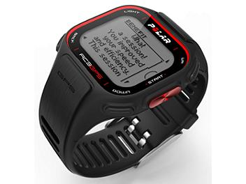Polar RC3 GPS Heart Rate Monitor and Sport Watch - Black