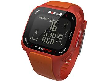 Polar RC3 GPS Heart Rate Monitor and Sport Watch - Orange