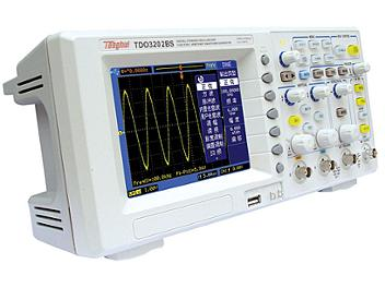Tonghui TDO3202BS Digital Storage Oscilloscope 200MHz