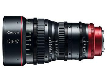 Canon CN-E15.5-47mm T2.8 L S Cinema Lens - PL Mount