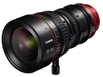 Canon CN-E30-105mm T2.8 L S Cine Lens - PL Mount