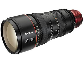Canon CN-E30-300 T2.95-3.7 L S Cine Lens - EF Mount