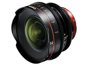 Canon CN-E 14mm T3.1 L F Cinema Lens - EF Mount