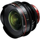 Canon CN-E 14mm T3.1 L F Cinema Lens - EF Mount
