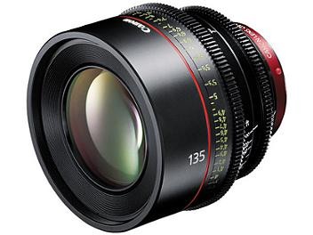 Canon CN-E 135 T2.2 L F Cinema Lens - EF Mount