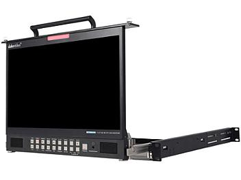 Datavideo TLM-170GM 17-inch LCD 1U Foldable Rackmount Monitor