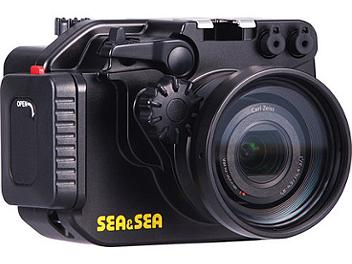 Sea & Sea SS-06170 MDX-RX100II Underwater Housing for Sony RX100, RX100 II Cameras