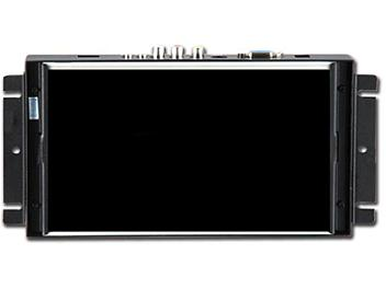 Globalmediapro FVP839-9AT 8-inch LCD Metal Frame Touch Monitor
