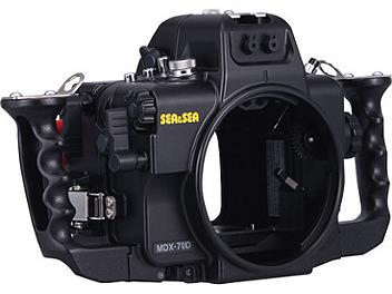 Sea & Sea SS-06169 MDX-70D Underwater Housing for Canon EOS 70D DSLR Camera