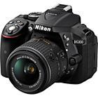 Nikon D5300 Digital SLR Camera Kit with 18-55mm VR II Lens