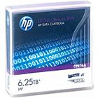 Hewlett-Packard C7976A LTO 6 Ultrium 6.25TB Data Cartridge (pack 5 pcs)