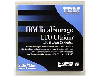 IBM 46X1290 LTO 5 Ultrium 1.5 TB-3.0TB Data Cartridge (pack 20 pcs)