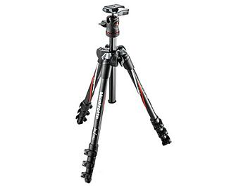 Manfrotto MKBFRC4-BH Befree Compact Carbon Tripod