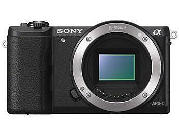 Sony Alpha a5100 Mirrorless Digital Camera Body