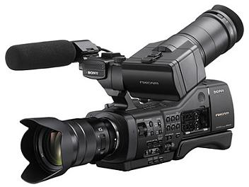 Sony NEX-EA50M NXCAM Camcorder Kit with SELP18105G Lens
