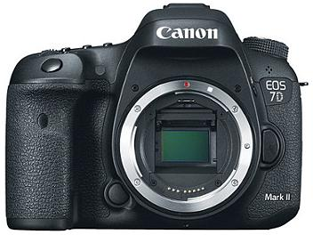 Canon EOS-7D Mark II DSLR Camera Body