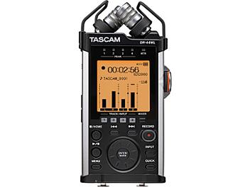 Tascam DR-44WL Wi-Fi Enabled Portable Audio Recorder