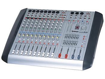 Naphon PMC-1235 12-channel Powered Audio Mixer
