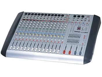 Naphon PMC-1635 16-channel Powered Audio Mixer