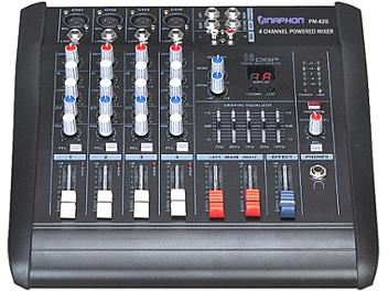 Naphon PM-425 4-channel Audio Powered Mixer
