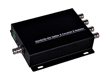 Beneston VCF-1004DA-P SD/HD/3G-SDI Distribution Amplifier