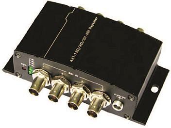 Beneston VCF-002-04R 4-channel 3G-SDI Signal Repeater