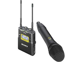 Sony UWP-D12 Wireless Microphone ENG System 794-805 MHz