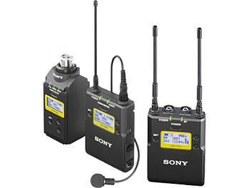 Sony UWP-D16 Plug-on and Lavalier Wireless Microphone System 794-805 MHz