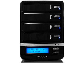 RAIDON SL5640-LB2 4-Bay 3.5-inch RAID NAS Storage