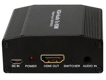 ASK HDCN0011M1 VGA+Audio to HDMI Converter