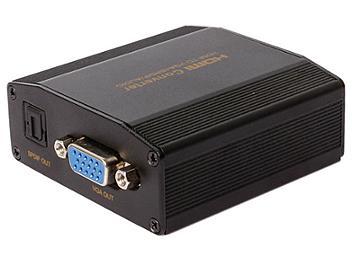 ASK ASK-C006 HDMI to VGA+SPDIF/Audio Converter