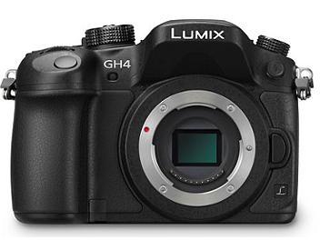 Panasonic AG-GH4 Digital Camera Body