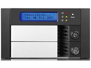 RAIDON SR2611-2S-S2R 2-Bay 3.5-inch SSD/HDD RAID Storage