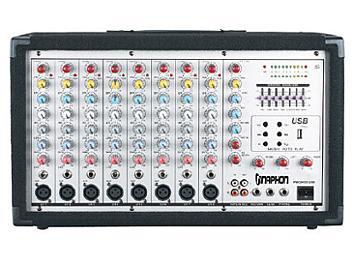 Naphon PC-8200 8-channel Box Powered Mixer