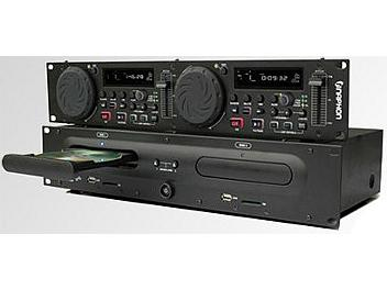 Naphon CDJ-900 Professional Dual CD/USB/MP3 DJ Player