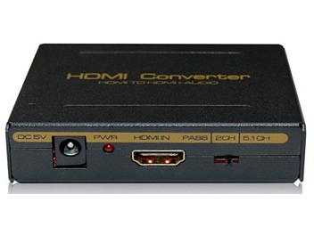 ASK HD1T01LR1 HDMI to HDMI+Audio (SPDIF+L/R) Converter