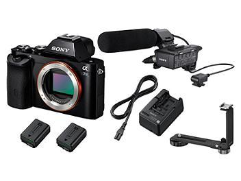 Sony Alpha a7S ILCE-7S/PWRKIT1 Professional Digital Camera Kit