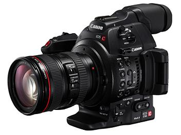 Canon EOS C100 Mark II Cinema Camcorder