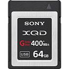 Sony QD-G64A 64GB XQD G Series Memory Card (pack 5 pcs)
