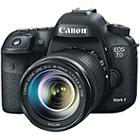 Canon EOS-7D Mark II DSLR Camera Kit with Canon EF-S 18-135mm IS STM Lens