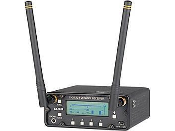 Lectrosonics D4R 4-channel Digital Wireless Receiver