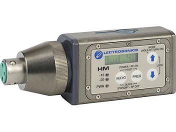 Lectrosonics HM Digital UHF Wireless Plug-On Microphone Transmitter 588.800-607.900, 614.100-614.300 MHz